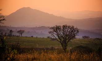 Landscape at Nyika National Park